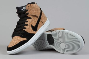 NIKE LIFESAVING SHOES MADE OUT TO BE CORK SNEAKERS