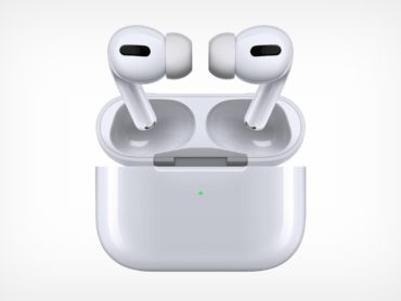 APPLE DOES IT ONE MORE TIME WITH THESE AIRPODs PRO EARBUDS