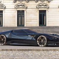 ALFA ROMEO   CONCEPT CAR THAT TURNS HEADS