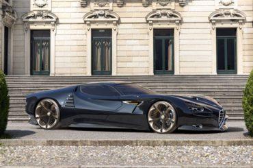 ALFA ROMEO | CONCEPT CAR THAT TURNS HEADS