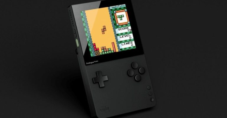 THE ANALOGUE GAME BOY FOR YOUR POCKET