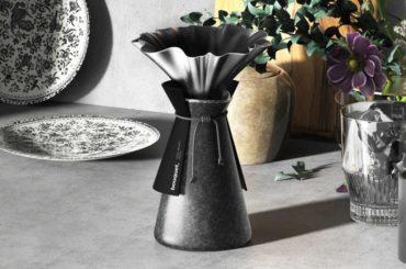 COFFEE DRIPPER THAT LOOKS LIKE A BOUQUET