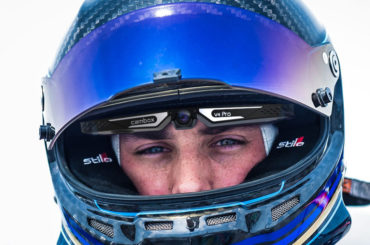 IN HELMET ACTION CAMERA WITH 4K RESOLUTION