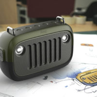 JEEP: NOT THE SUV BUT BLUETOOTH SPEAKER