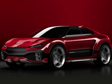 JEEP CONCEPT CAR: SPORTIER LOOK