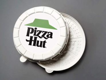 PIZZA HUT: NOW DELIVERING SUSTAINABLE BOXES