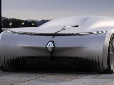 RENAULT XY2 CONCEPT CAR: FIERCER THAN EVER