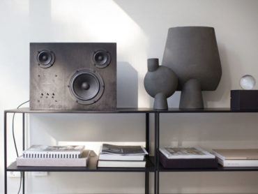 PRO SPEAKERS: MADE OUT OF STEEL AND SOLID AS A ROCK