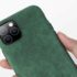CASE WITH A SUEDE FEEL FOR YOUR IPHONE