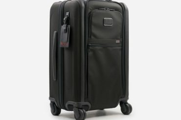 TUMI AND ITS LEGENDARY BALISTIC NYLON BAGS