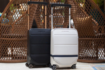 KABUTO LUGGAGE MAKES CARRY ON TRAVELLING EASY