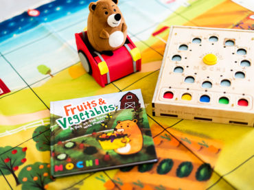 GAME PACK WITH STUFFED TOYS, ROBOTICS, CODING BEDTIME STORIES