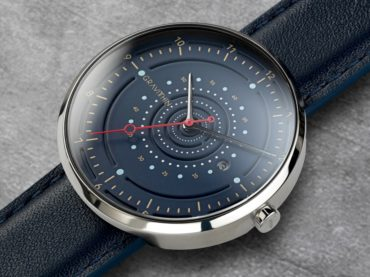 ARGO | THE NIGHT TIME LUXURY WATCH THAT LETS YOU SEE THE SKIES
