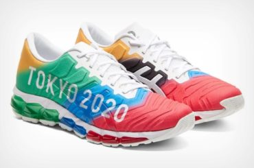 TOKYO 2020 | THESE OFFICIAL SNEAKERS REVEAL THE FUTURE OF THE OLYMPICS