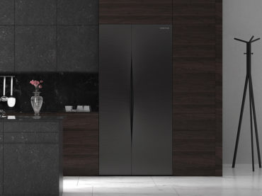 LG, SAMSUNG AND GE CAN GET INSPIRED BY THIS SLEEK FRIDGE DESIGN