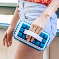 ICEBREAKER | COLLAPSIBLE ICE TRAY POP UP DESIGN