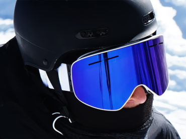 ANTI GLARE AND HIGH CONTRAST PHOTOCHROMIC SKI GOGGLES