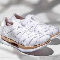 ASICS TIGER SHOE INSPIRED BY JAPANESE BAMBOO WEAVING