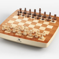 AUTONOMOUS CHESS BOARD PLAYS POWERED BY AI