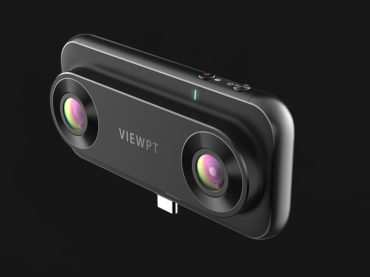 VIEWPT 3D CAMERA   A NEW COMPETITOR TO MATTERPORT PRO